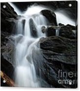 Buttermilk Falls Acrylic Print by Frank Piercy