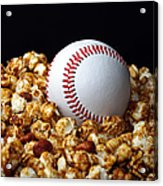 Buy Me Some Cracker Jack 1 Acrylic Print by Andee Design