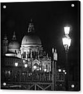 By The Dome - Venice Acrylic Print