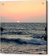 Come Down To The Sea To See The Wonder  Acrylic Print