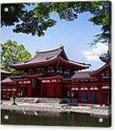 Byodoin Temple - Kyoto Japan Acrylic Print