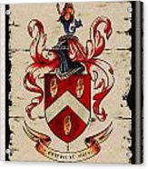 Byrne Coat Of Arms Acrylic Print