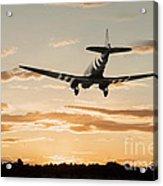 C-47 Finals Acrylic Print