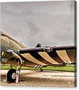 C-47 Snafu Special Acrylic Print
