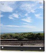 Ca Beach - 121212 Acrylic Print