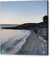 Ca Beach - 121217 Acrylic Print
