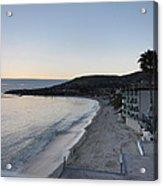 Ca Beach - 121219 Acrylic Print