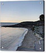 Ca Beach - 121221 Acrylic Print