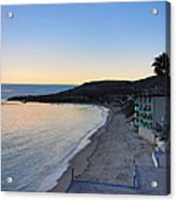 Ca Beach - 121228 Acrylic Print