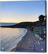 Ca Beach - 121230 Acrylic Print