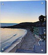 Ca Beach - 121231 Acrylic Print