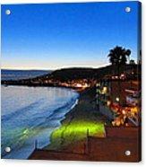 Ca Beach - 121239 Acrylic Print