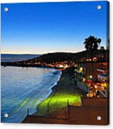 Ca Beach - 121240 Acrylic Print