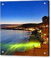 Ca Beach - 121243 Acrylic Print