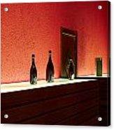 Ca Del Bosco Winery. Franciacorta Docg Acrylic Print