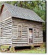 Cabin In Pittsboro Nc Acrylic Print