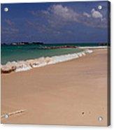 Cable Beach Bahamas Acrylic Print
