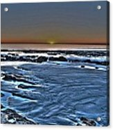 Cable Beach Acrylic Print by Ian  Ramsay