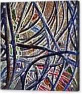 Cable Jungle Acrylic Print