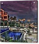 Cabo Moon Acrylic Print