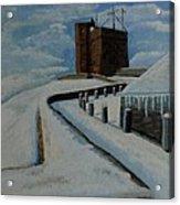 Cabot Tower Newfoundland Acrylic Print