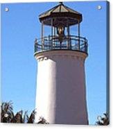Cabrillo Street Lighthouse Acrylic Print