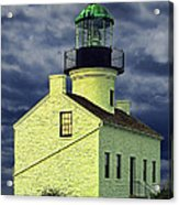 Cabrillo National Monument Lighthouse No 1 Acrylic Print