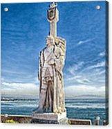 Cabrillo National Monument - Point Loma California Acrylic Print