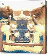 Caddy Phaeton Acrylic Print