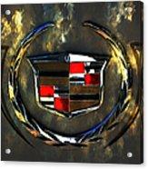 Cadillac Style Acrylic Print