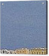 Cadiz Skyline Acrylic Print