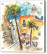 Cadiz Spain 04 Acrylic Print