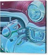Cadzilla 1953 Cadillac Series 62 Convertible Acrylic Print