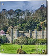 Caerhays Castle Acrylic Print