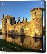 Caerlaverock Castle - 3 Acrylic Print