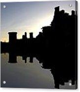 Caerlaverock Castle - 6 Acrylic Print
