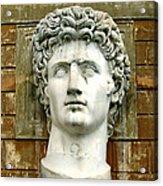 Caesar Augustus Acrylic Print