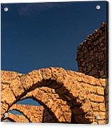 Caesarea Acrylic Print