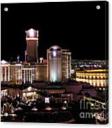 Caesars Palace - Las Vegas Acrylic Print