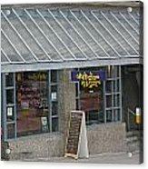 Cafe Abodegas Acrylic Print