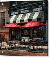 Cafe - Albany Ny - Mc Geary's Pub Acrylic Print