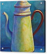 Cafe Au Lait Acrylic Print