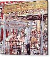 Cafe Du Monde  Acrylic Print