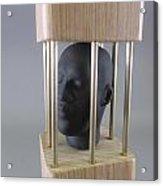 Caged Acrylic Print