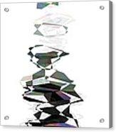 Cairn Acrylic Print