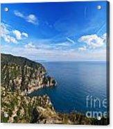 Cala Dell'oro - Italy Acrylic Print