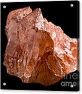 Calcite Crystal Acrylic Print