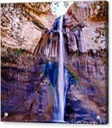 Calf Creek Falls  Acrylic Print
