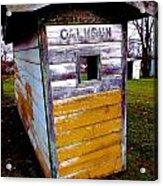 Calhoun Acrylic Print