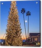 California Christmas Acrylic Print